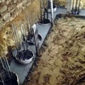 Mikropale iniekcyjne, mikropale gruntowe, Mikropale, wykonanie oczepu, Naprawa i stabilizacja uszkodzonych ścian metoda ankrowania, kotwienia ścian, Naprawa uszkodzonej ściany, renowacja i konserwacja zabytkowych budynków, renowacją budynków zabytkowych, SIVEL naprawy konstrukcji budowlanych