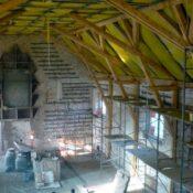 Naprawa i stabilizacja uszkodzonych ścian metoda ankrowania, kotwienia ścian, Naprawa uszkodzonej ściany, renowacja i konserwacja zabytkowych budynków, renowacją budynków zabytkowych