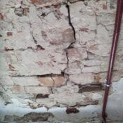 naprawa stropu, wzmocnienie stropu kleina
