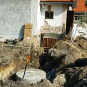 Osuszanie fundamentów, drenaż opaskowy, odwodnienie liniowe